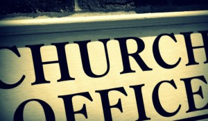 church ofcie