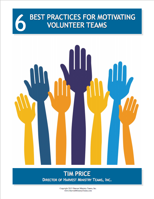 Free E-Book – 6 Motivations For Volunteers