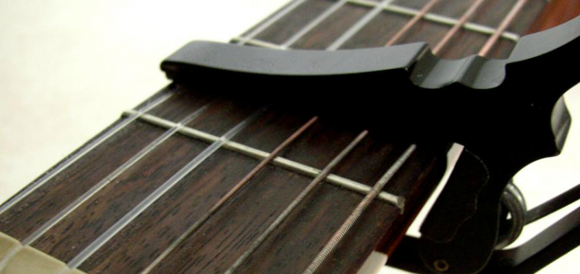 All About Guitar Capos