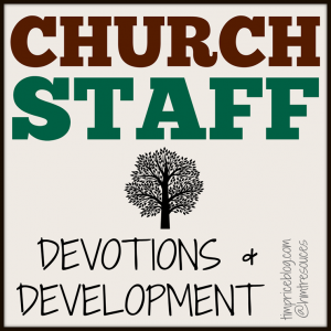 staff devotions