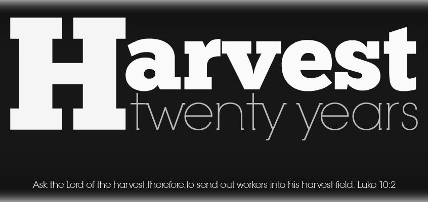 Harvest Summer Team – Celebrating 20 Summers!