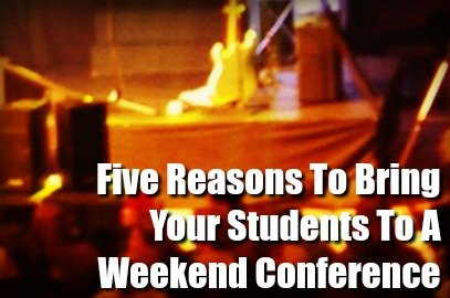 5 Reasons Why Your Students Should Attend A Conference…