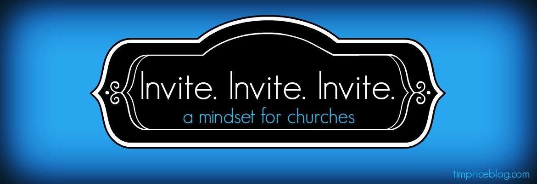 Invite Invite Invite Tim Price Harvest