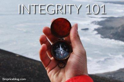Integrity 101