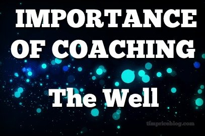 Importance of Coaching