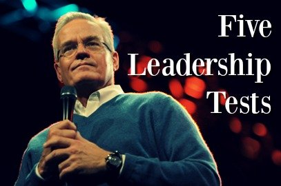 Five Leadership Tests
