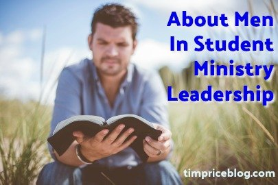 About Men In Student Ministry Leadership
