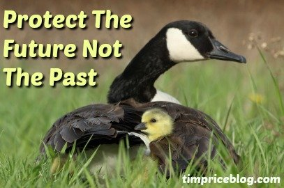 Protect the Future, Not the Past