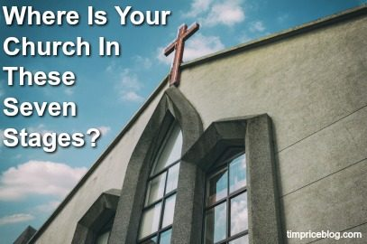 Where Is Your Church In These Seven Stages?