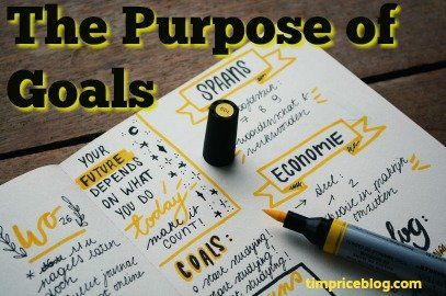 The Purpose Of Goals