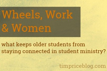 Wheels, Work and Women
