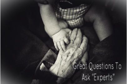 """Great Questions To Ask """"Experts"""""""
