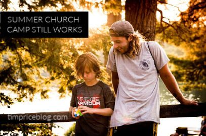 Summer Church Camp Still Works