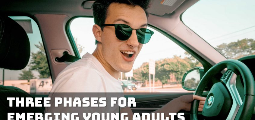 Three Phases For Emerging Young Adults