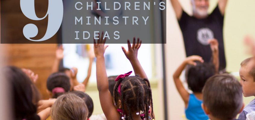 Children's Ministry Leaders Digest