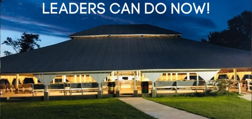 Seven Things Church Camp Leaders Can Do Now!