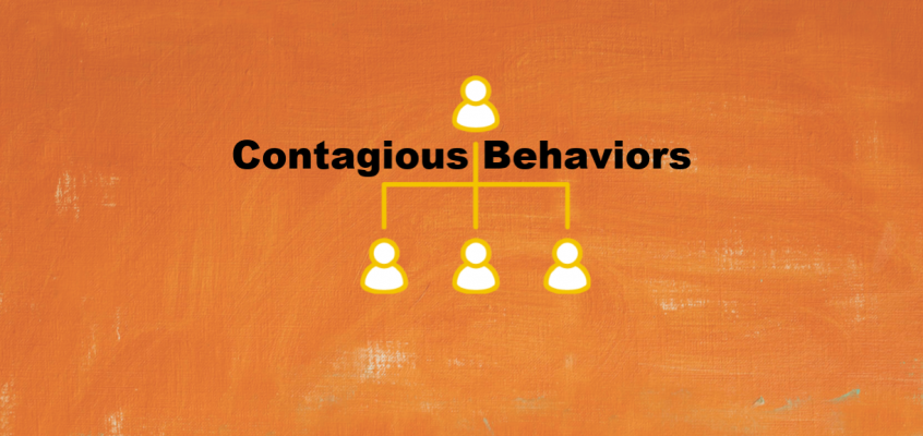 Contagious Behaviors