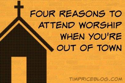 attend worship