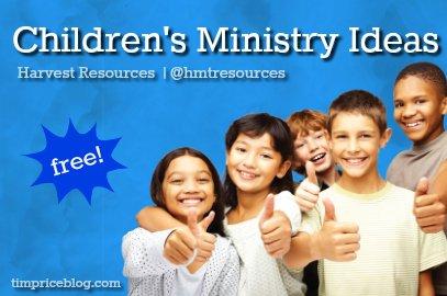 children's ministry ideas 407